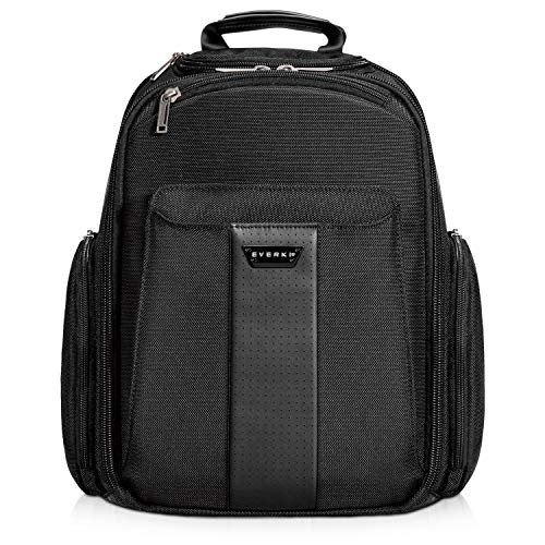Everki 95364 Versa - Premium Laptop Backpack fits up to 14 1-inch/MacBook Pro 15-inch