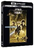 Star Wars 2 L'Attacco Dei Cloni Uhd 4K (3 Blu Ray)