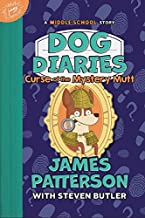 Dog Diaries: Curse of the Mystery Mutt: A Middle School Story (Dog Diaries (4))