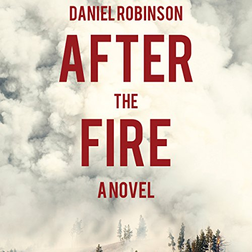 After the Fire audiobook cover art