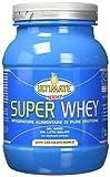 Super Whey - Proteine Del Siero Del Latte Isolate E Microfiltrate – Whey purissime - Integratore Di Proteine con Leucina. Vitamine B2,B6 ed enzimi – Gusto Cioccolato Bianco – 700 g – Ultimate Italia