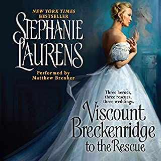 Viscount Breckenridge to the Rescue audiobook cover art