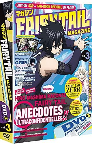 Fairy Tail Magazine-Vol. 3 [Édition Limitée]