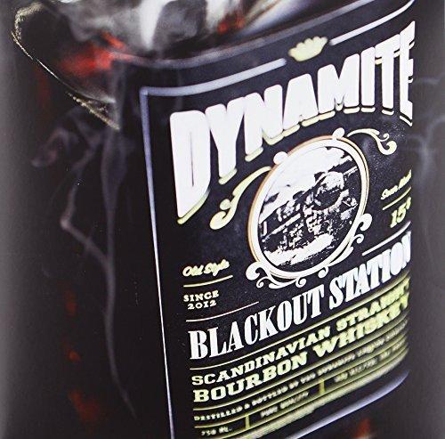 Dynamite: Blackout Station (Ltd.Yellow Vinyl) [Vinyl LP] (Vinyl (Limited Edition))