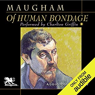 Of Human Bondage audiobook cover art