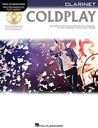 Coldplay: for Clarinet (Hal Leonard Instrumental Play-Along) by Coldplay(2013-05-01)