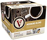Morning Blend for K-Cup Keurig 2.0 Brewers, 42 Count, Victor Allen's Coffee Light Roast Single Serve Coffee Pods