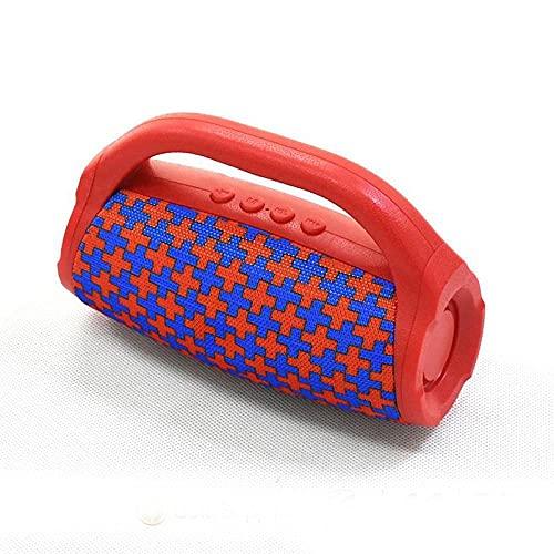 Altavoz Bluetooth portátil Altavoz inalámbrico Bluetooth con 3D estéreo Hi-Fi Bass incorporado 1200 mAh batería carga rápida-2