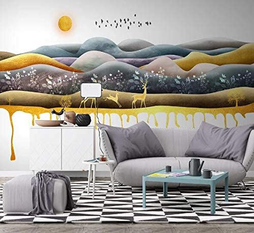 3D Ranking integrated 1st place Sunlight 2425 Wall Paper Print Self-Adh Decal Mural Deco SEAL limited product