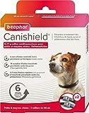 beaphar canishield collare antiparassitario small/medium - confezione 2 collari