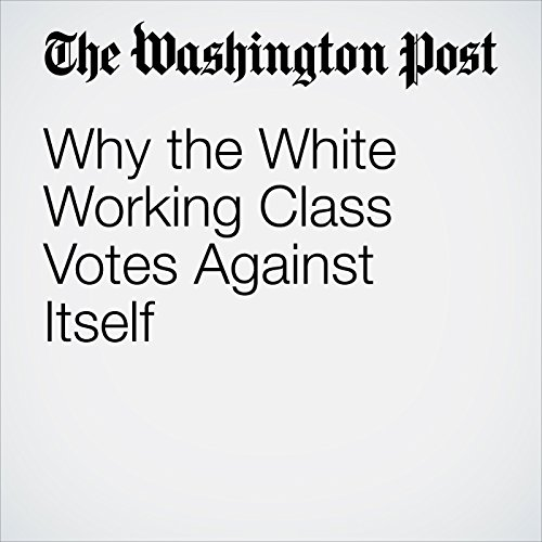 Why the White Working Class Votes Against Itself audiobook cover art