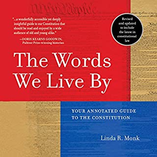 The Words We Live By audiobook cover art