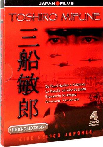 Toshiro Mifune: Cine Bélico Japonés - Edición Coleccionista