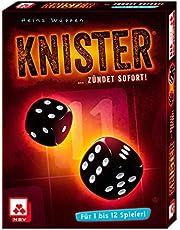 NSV - 4050 - KNISTER - tärningsspel