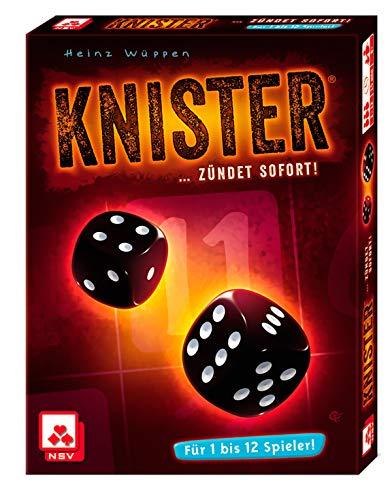 Nürnberger Spielkarten Verlag -  Nsv - 4050 - Knister