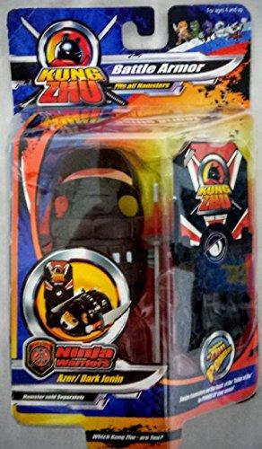 Kung Zhu Ninja Dark Jonin Armure