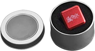 Pool Cue Chalk Holder-Portable Cue Chalk Holder for Billiard Cue Snooker Accessory