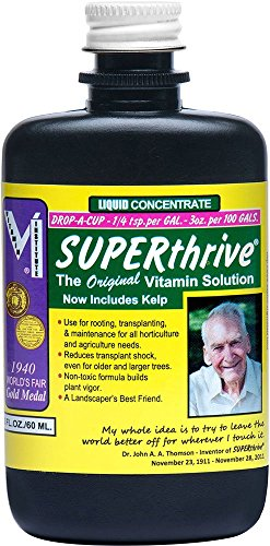 Superthrive VI30131 Vitamin Solution, 60 ml