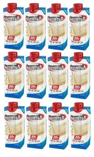 Premier Protein Vanilla Shakes 18-11oz Shakes Missouri