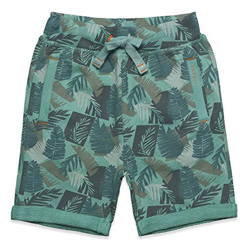 Esprit Kids Knit Shorts Pantalones Cortos, Verde (Soft Green 520), 92 cm para Niños