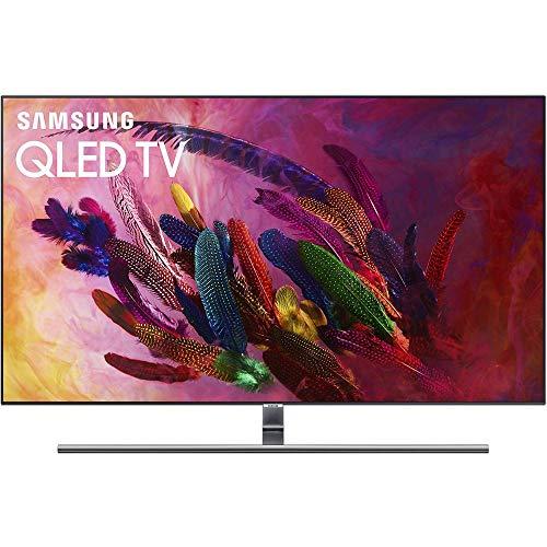 Smart TV Samsung QLED TV 55' UHD 4K QN55Q7FNAGXZD, Única Conexão, Modo Ambiente