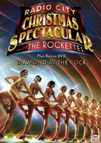 'Radio City Christmas Spectacular Starring The Rockettes (plus Bonus ''Diamond At the Rock'' DVD and Exclusive ''Santa Flies to New York - in 3-D'' Bonus Feature)'