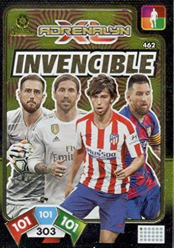 Panini Card Invencible Balón de Oro Adrenalyn XL 2019 2020