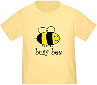 Busy Bee Tee Toddler T-Shirt Toddler Tshirt