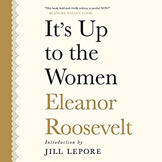 It's up to the Women audiobook cover art