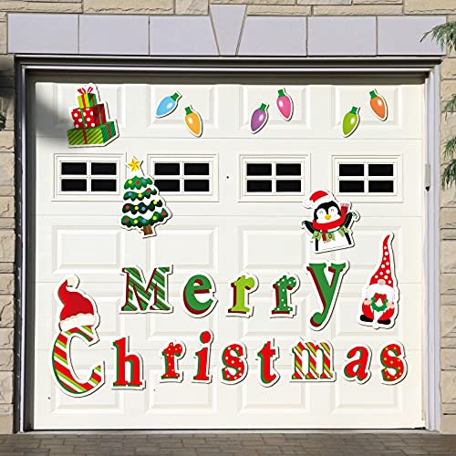 Christmas Garage Decorating Ideas