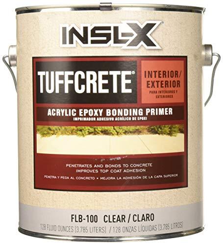 INSL-X Products FLB100099-01 TUFFCRETE Floor bonding Primer, 128 Fl Oz