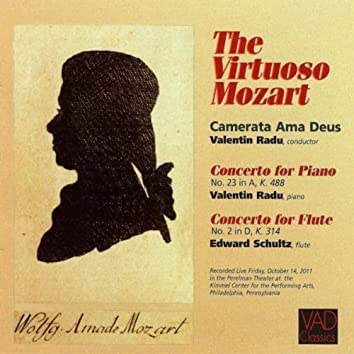 The Virtuoso Mozart