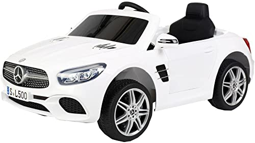 orden ahora disfrutar de gran descuento Toyscar coche máquina máquina máquina eléctrica para Niños lcenza Mercedes-Benz SL5002motores 12V 40W  Centro comercial profesional integrado en línea.