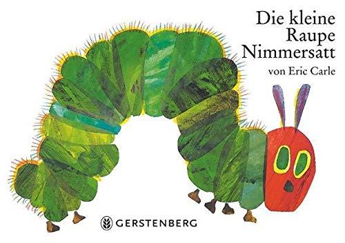 Bilderbuch Die kleine Raupe Nimmersatt