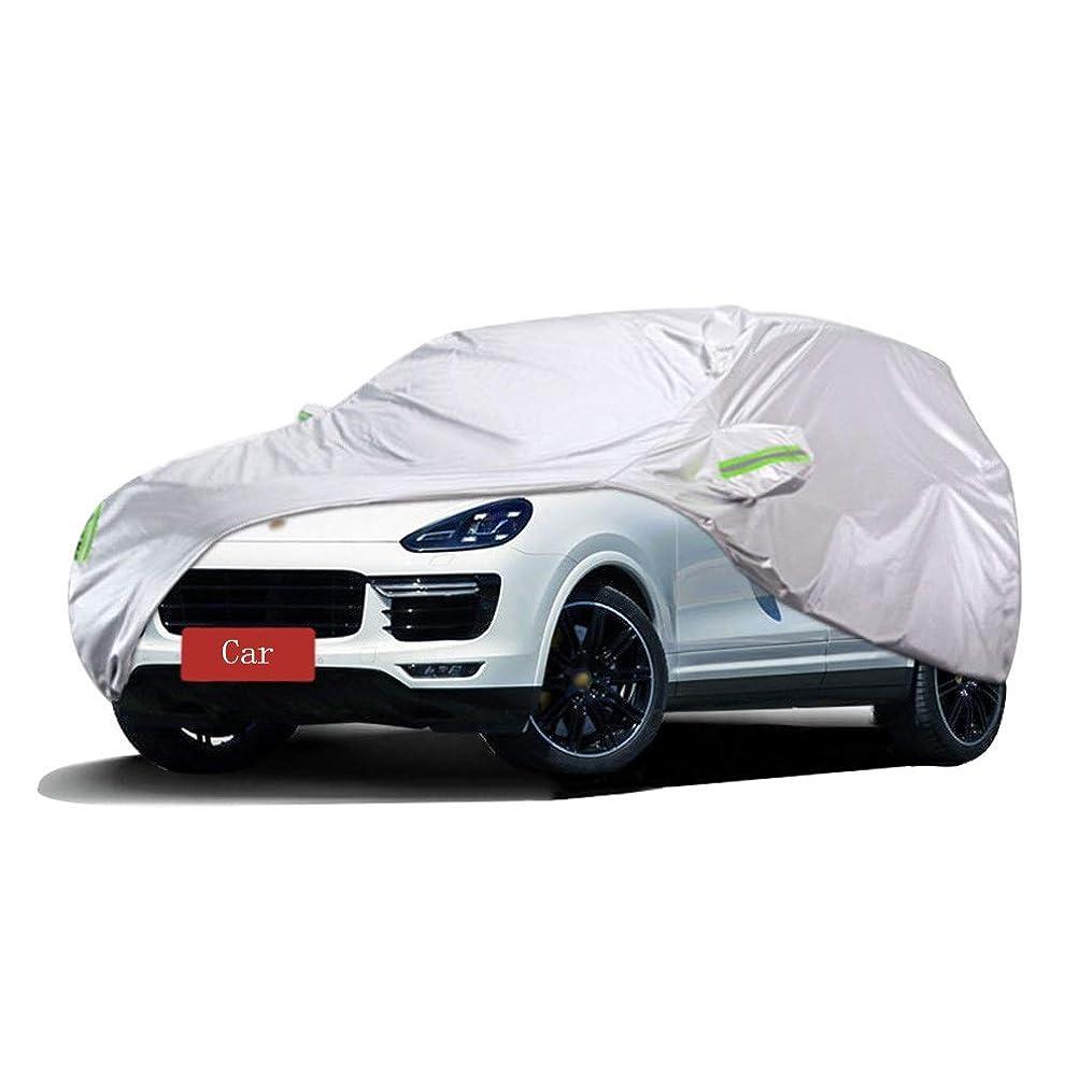 エンドテーブル衛星効果的車のカバー に対応ポルシェカイエン車のカバーSUV厚いオックスフォード布日焼け止め防雨暖かいカバー車のカバー (サイズ さいず : 2016)