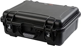 Gator Cases Injection Molded ATA-300 Certified Waterproof Mixer Case; Custom Foam Insert for QSC TouchMix 16 (GMIX-QSCTM16-WP)