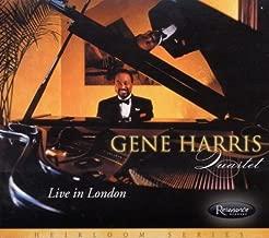 Live in London (Dig) by Gene Harris (2008-04-08)