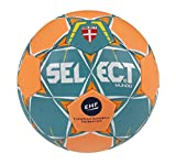 Select Mundo – Balón de Balonmano, Color türkis/Orange, tamaño 1