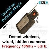 SleuthGear DD802 Defender Simple Personal Bug Sweep Detector