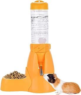 ShareWe Haustier Wasserflasche Automatischen Fütterne Wasserflasche Hängende Art Wasser Feeder Brunnen Wassertrinken Spender für Hamster Ratten Meerschweinchen Frettchen Kaninchen Kleintiere