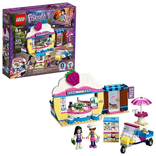 LEGO Friends Olivias Cupcake Shop 41366 Bauset, Neu 2019 (335 Teile)