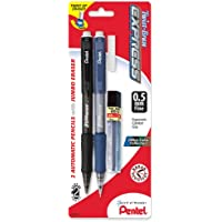 Pentel 0.5mm Twist-Erase Express Automatic Pencil With Lead and Eraser