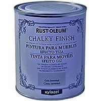 Rust-Oleum 4081503 Pintura, Gris Invernal, 750 ml