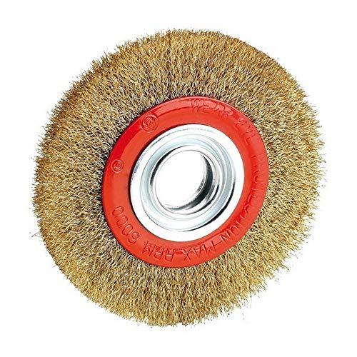 ALYCO 197604 Cepillo metálico Circular