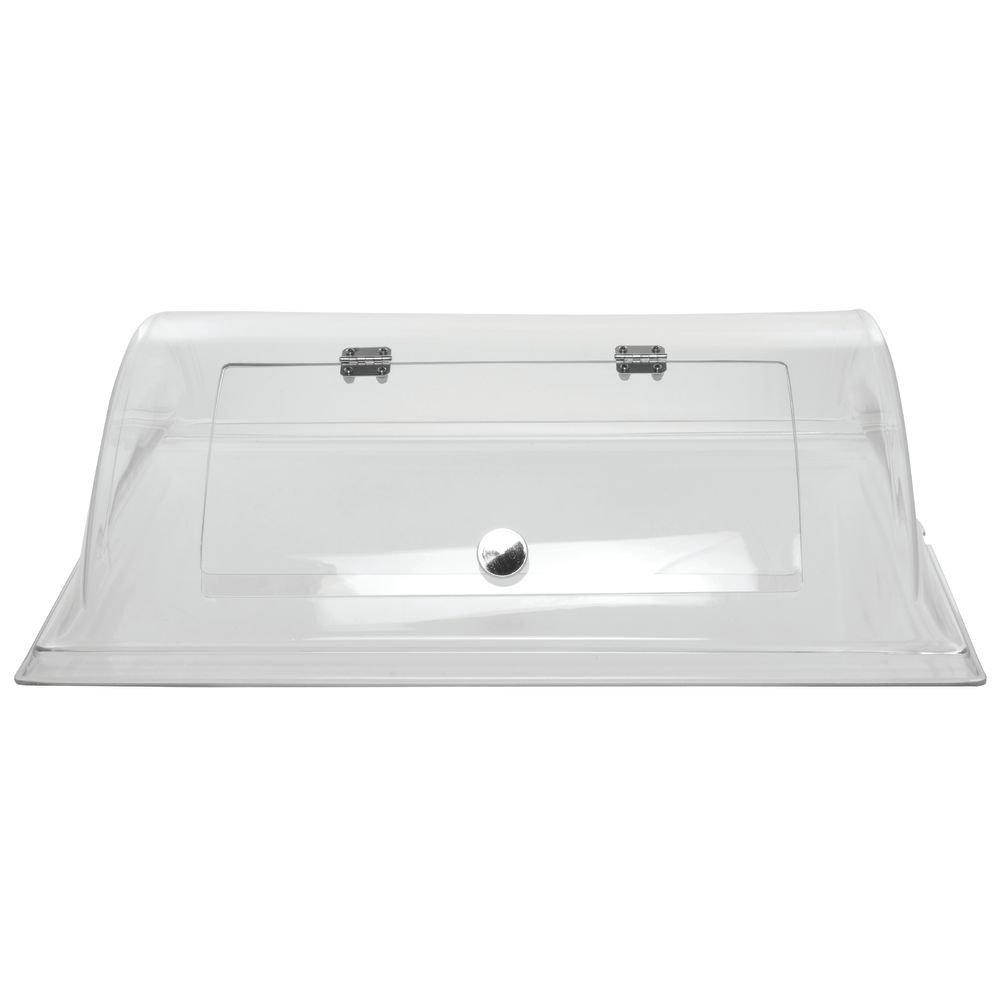 Cal-Mil Rectangular Clear PETG Dome Cover - Door 26