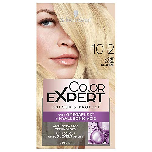 Schwarzkopf COLOR EXPERT 10.2 Light Cool Blonde, 200 ml