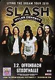 Slash - Living The Dream, Offenbach 2019 »