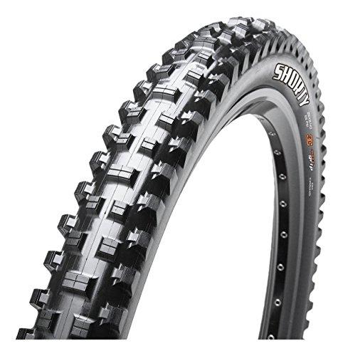 Maxxis Fahrrad Reifen Shorty 3C MaxxTerra EXO // Alle Größen, Dimensions:58-622 (29×2,35´´), Variante:Schwarz. Faltreifen. tubeless Ready