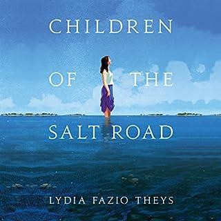 Children of the Salt Road audiobook cover art