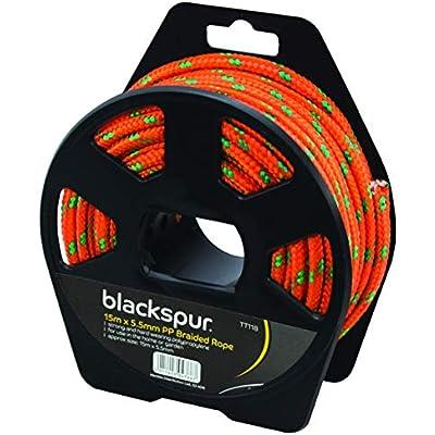 Blackspur BB-TT118 PP Braided Rope on Reel